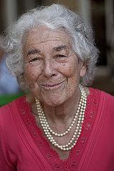 Judith Kerr  britische Autorin und Malerin