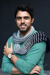 Saud AlSanousi  kuwaitischer Autor