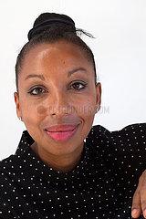 Marie N'Diaye  franzoesische Autorin