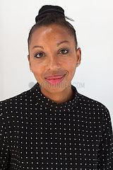 Marie N'Diaye  franzoesische Autorin  french writer