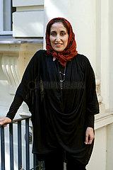 Khulood Al Mualla  Autorin aus den Vereinigten Arabischen Emiraten