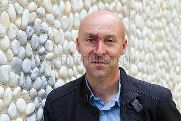Christopher Brookmyre  schottischer Autor