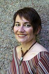 Ana Ristovic  serbische Autorin und Dichterin