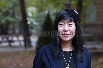 Banana Yoshimoto  japanische Autorin