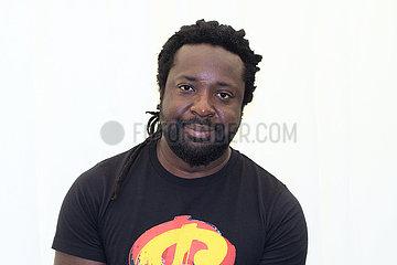 Marlon James  jamaikanischer Autor