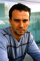 Gregor Sander  deutscher Autor