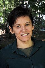 Marina Napruschkina  weissrussische Kuenstlerin und Autorin