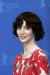 Miranda July  US-amerikanische Schauspielerin  Kuenstlerin und Regisseurin auf der Berlinale 2011