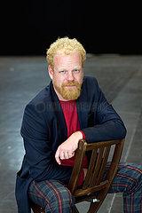 Tomas Sedlacek  tschechischer Oekonom und Autor