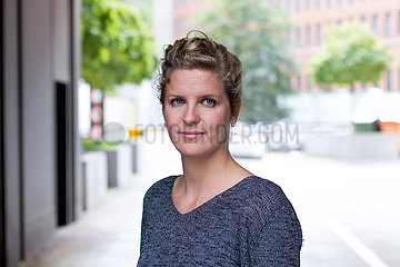 Nina Weijers  niederlaendische Autorin