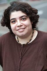 Areej Gamal  aegyptische Autorin