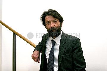 Massimo Cacciari  italienischer Autor und Philosoph