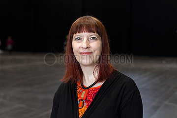 Lidija Dimkovska  mazedonische Autorin Lidija Dimkovska  mazedonische Autorin