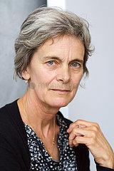 Christina Viragh  schweizer Autorin und Uebersetzerin