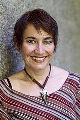 Ana Ristovic  serbische Autorin und Dichterin  Ana Ristovic  serbische Autorin und Dichterin