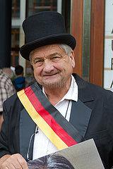 Peter Grottian  deutscher Sozialwissenschaftler
