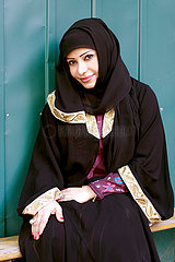 Sara Al Jarwan  Autorin aus den Vereinigten Arabischen Emiraten