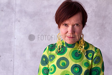 Rosa Liksom  finnische Autorin