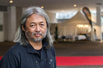 Seno Gumira Ajidarma  indonesischer Autor  Seno Gumira Ajidarma  indonesischer Autor  Seno Gumira Ajidarma  indonesischer Autor  Seno Gumira Ajidarma  indonesischer Autor