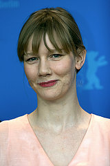 Sandra Hueller  deutsche Schauspielerin auf der Berlinale 2011