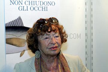 Inge Feltrinelli  italienische Verlegerin