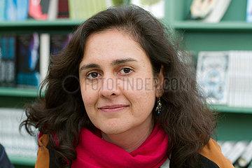 Kamila Shamsie  pakistanische Autorin