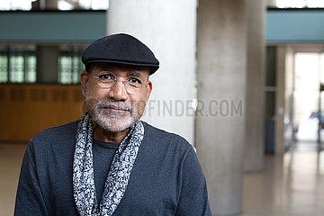 Patrick Chamoiseau  franzoesischer Autor aus Martinique