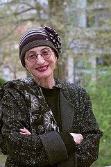 Helene Cixous  franzoesische Autorin und Philosophin Helene Cixous  franzoesische Autorin und Philosophin Helene Cixous  franzoesische Autorin und Philosophin