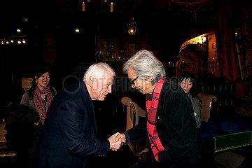 Alexander Kluge und Yoji Yamada
