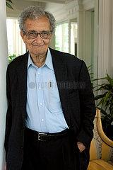 Amartya Sen  indischer Wirtschatfsphilosoph