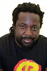 Marlon James  jamaikanischer Autor Marlon James  jamaikanischer Autor