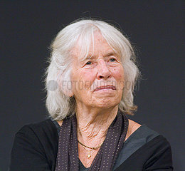 Nele Hertling  Theaterdirektorin und Vize-Praesidentin der Akademie der Kuenste