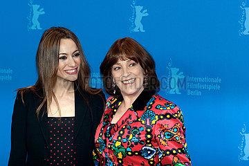 Natalia Verbeke und Carmen Maura  spanische Schauspielerinnen auf der Berlinale 2011