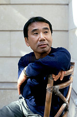 Haruki Murakamik  japanischer Autor