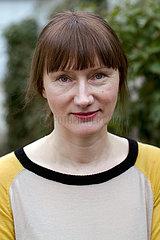 Kristine Bilkau  deutsche Autorin
