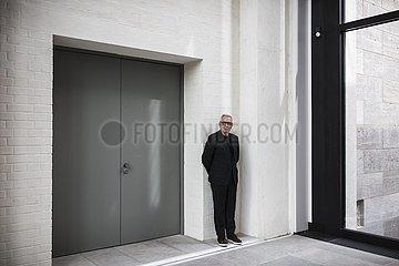Architect David Chipperfield