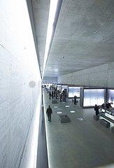 Bergen-Belsen  neues Informationszentrum