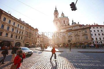 Prag  St Niklas Kirche