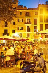 Nachtleben Palma de Mallorca