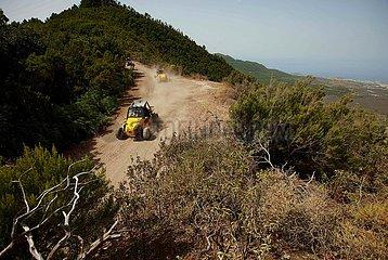 Fun Buggy Fahrt auf La Palma