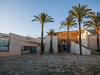 'Das Kunstmuseum ''es baluard'''