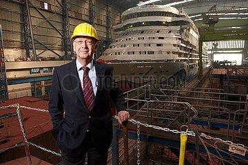 Meyer Werft Papenburg  Bernhard Meyer