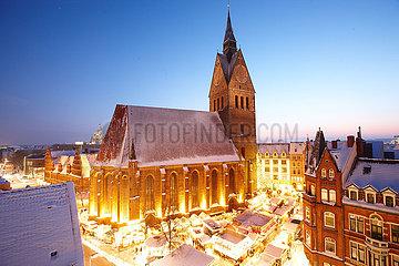 Weihnachtsmarkt Hannover