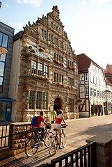 Das Rattenfaengerhaus in Hameln
