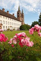 Schloss Corvey bei Hoexter
