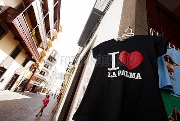 I love La Palma