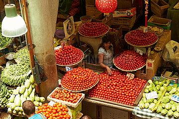Marktplatz von Port Louis