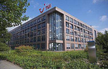 Zentrale der TUI AG in Hannover