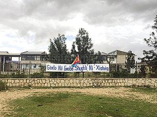 Adi Keyh  Eritrea