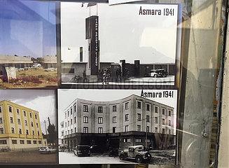 Asmara  Eritrea  colonial history